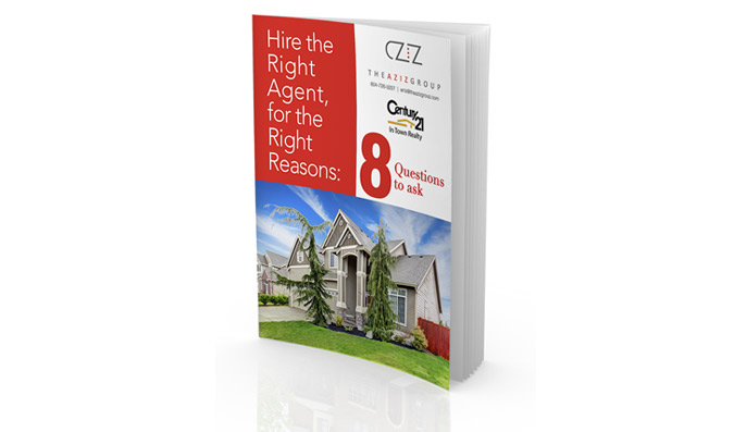 Hire the Right Agent for the Right Reasons: 8 Questions to Ask